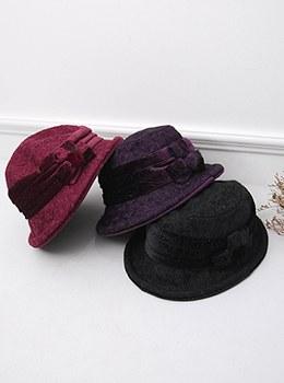 【YD-HA003]キラキラのラインボンゴジ帽子